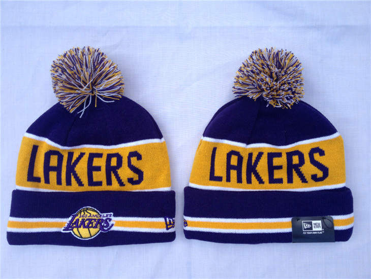 NBA Los Angeles Lakers Beanie SF