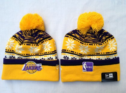 NBA Los Angeles Lakers Beanie SF-R