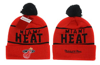 Miami Heat New Type Beanie SD 6f20
