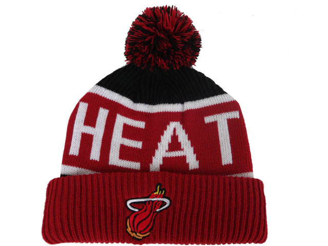 NBA Miami Heat Beanie DF