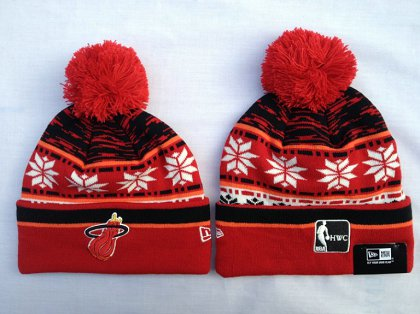 NBA Miami Heat Beanie SF-E