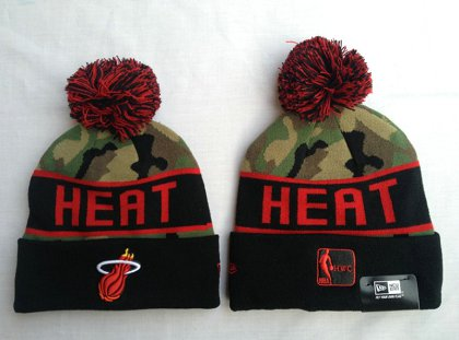 NBA Miami Heat Beanie SF-R
