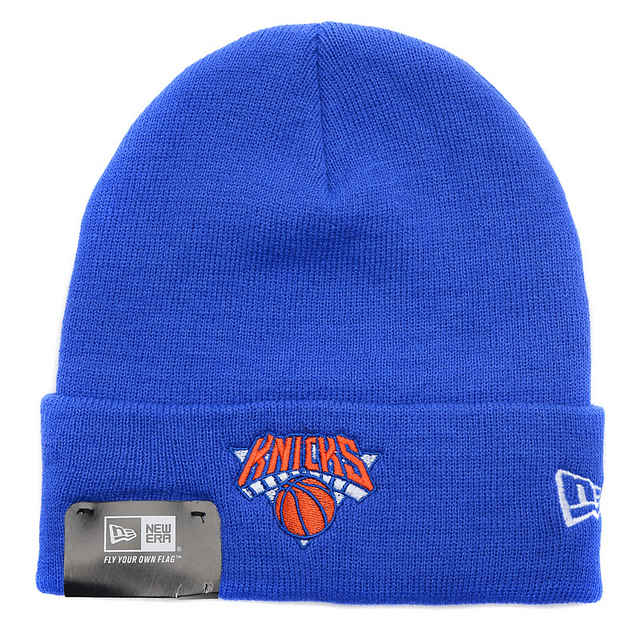 NBA New York Knicks Beanie Blue SD