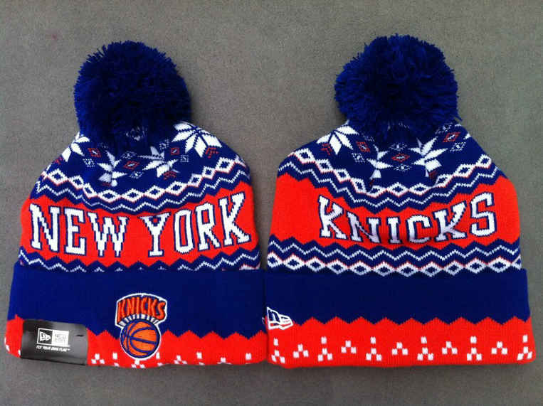 NBA New York Knicks Beanie SF