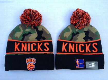 NBA New York Knicks Beanie SF-V