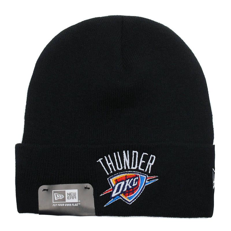 NBA Oklahoma City Thunder Beanie Black SD