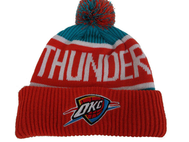 NBA Oklahoma City Thunder Beanie DF