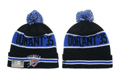 Oklahoma City Thunder New Type Beanie SD 6f10