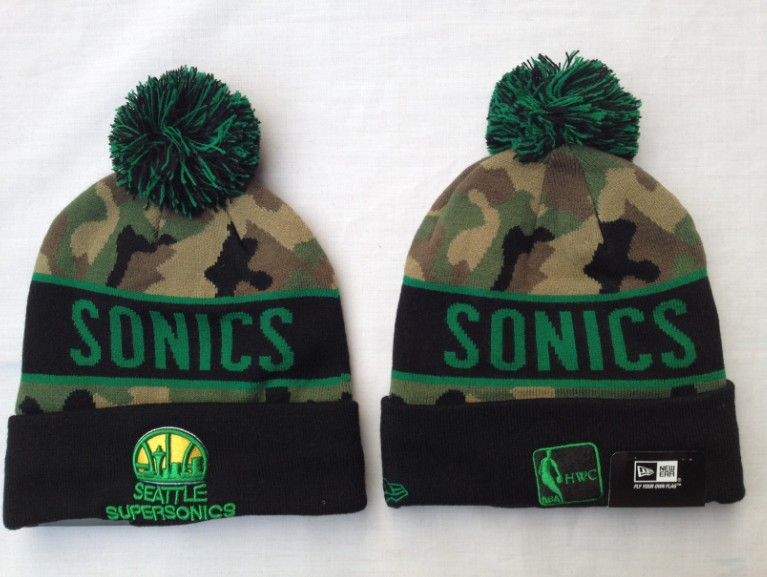 Seattle Supersonics Beanie SF