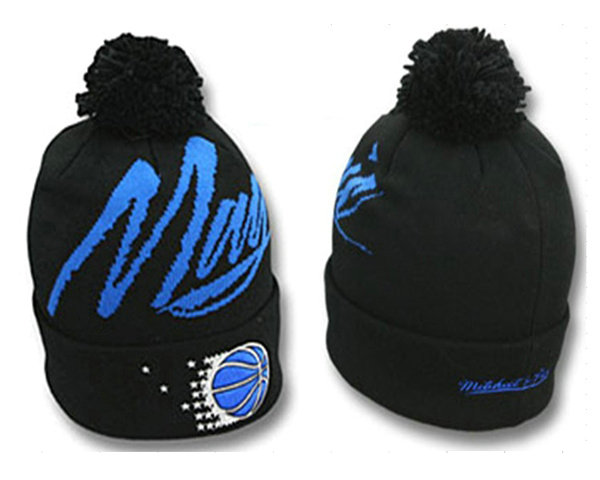 NBA Orlando Magic Beanie Black SJ