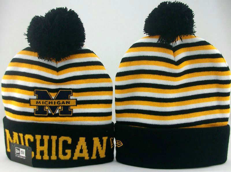 NCAA Michigan Wolverines Beanie JT