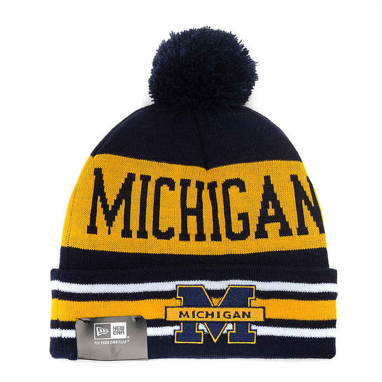 NCAA Michigan Wolverines Beanie SD