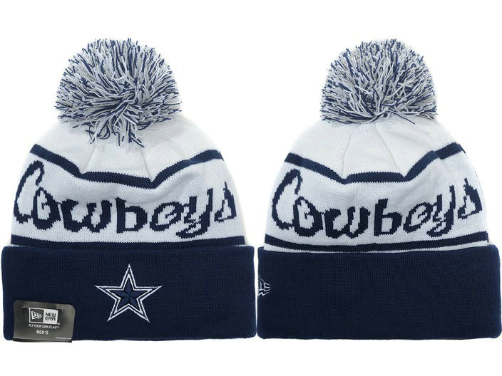 Dallas Cowboys Blue Beanie XDF 2
