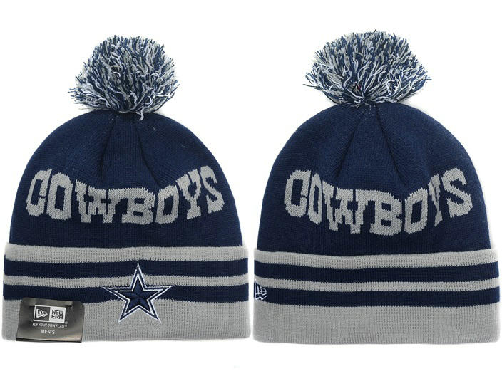 Dallas Cowboys Blue Beanie XDF