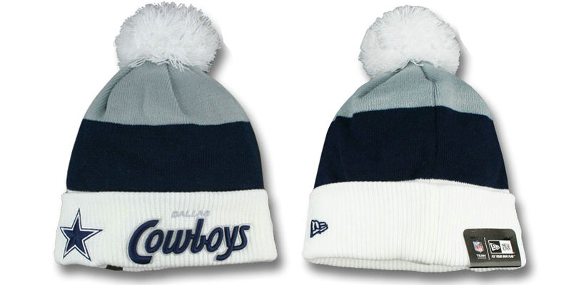 NFL Dallas Cowboys Beanie DF