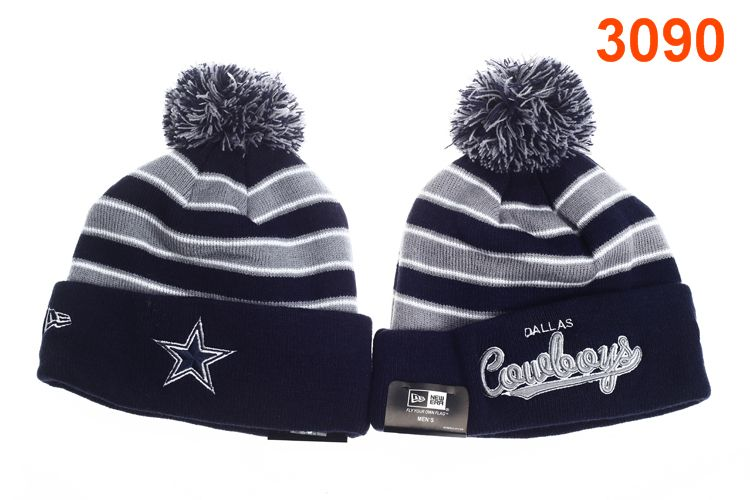 NFL Dallas Cowboys Beanie P-T