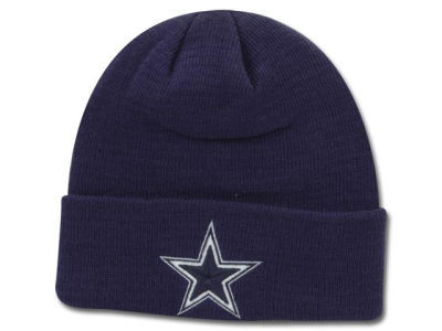 NFL Dallas Cowboys Navy Beanie SF
