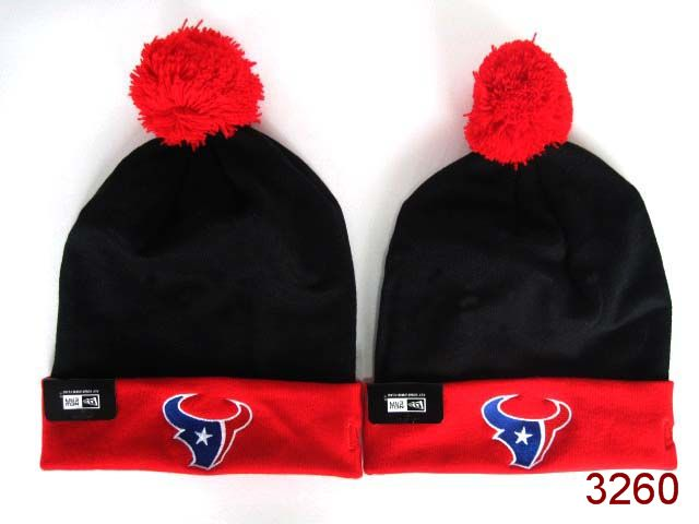 NFL Houston Texans Beanie Black 1 SG