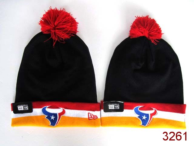 NFL Houston Texans Beanie Black 2 SG