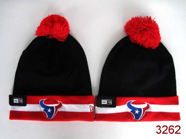 NFL Houston Texans Beanie Black 3 SG