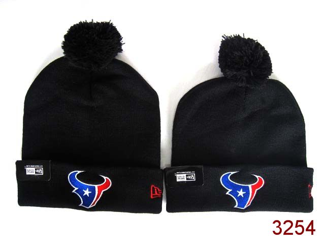 NFL Houston Texans Beanie Black SG