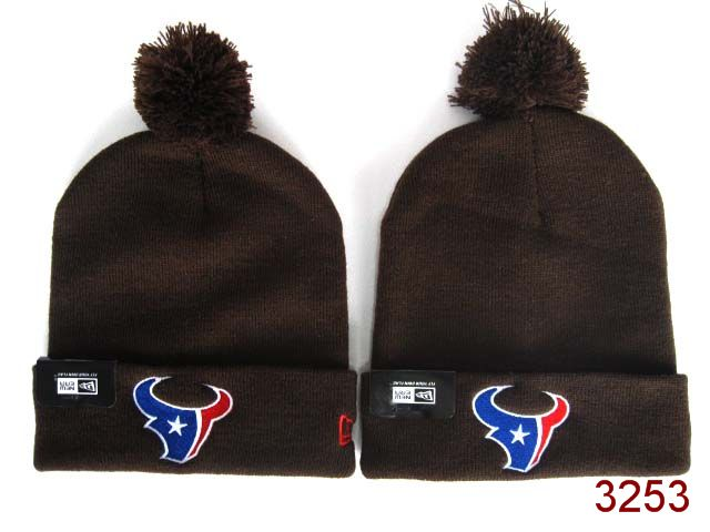 NFL Houston Texans Beanie Brown SG