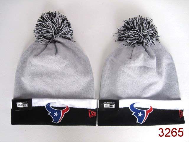 NFL Houston Texans Beanie Grey SG