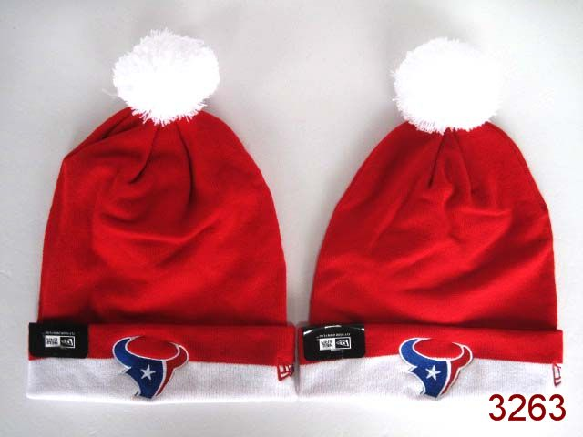 NFL Houston Texans Beanie Red 1 SG