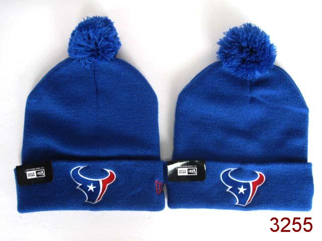 NFL Houston Texans Beanie Red Blue SG