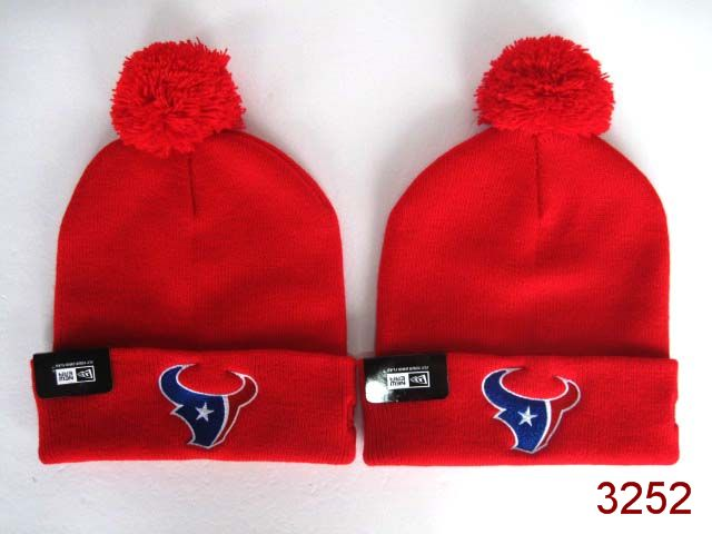 NFL Houston Texans Beanie Red SG