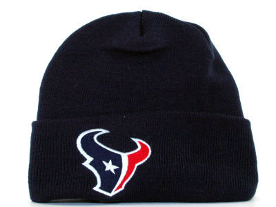 NFL Houston Texans Navy Beanie SF