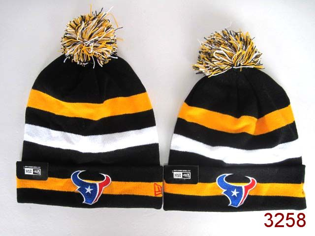 NFL Houston Texans Stripe Beanie 2 SG