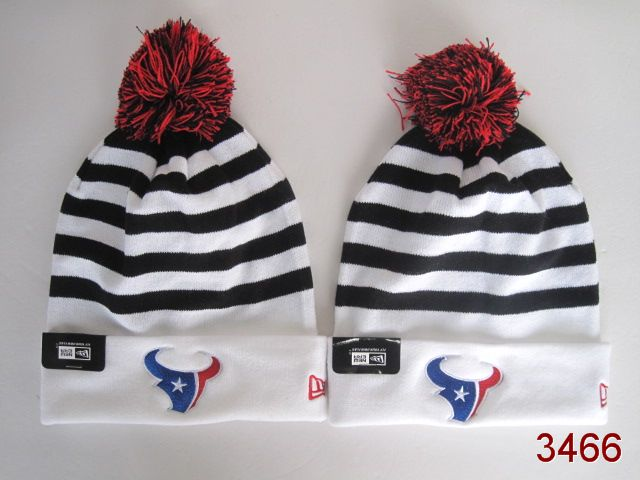 NFL Houston Texans Stripe Beanie 4 SG