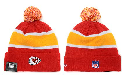 Kansas City Chiefs New Style Beanie SD 6535