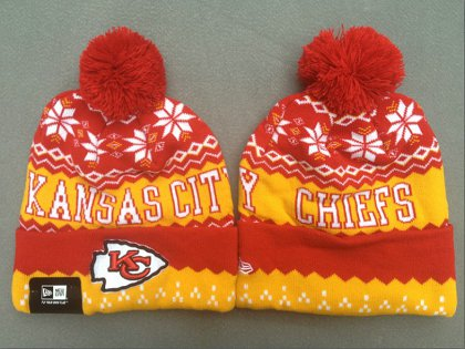 NFL Kansas City Chiefs Beanie GF