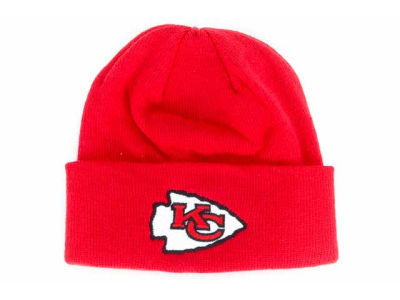 NFL Kansas City Chiefs Red Beanie SF