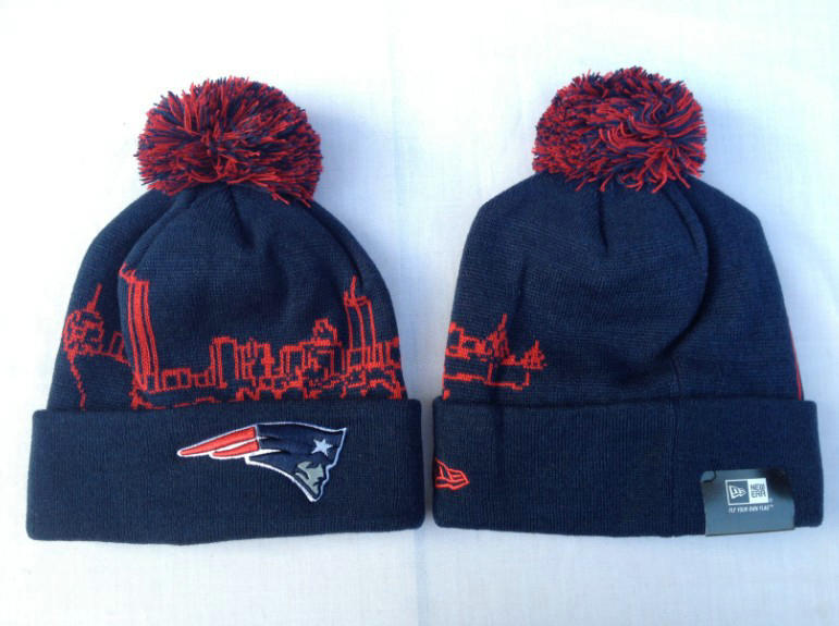 New England Patriots Beanie SF 1