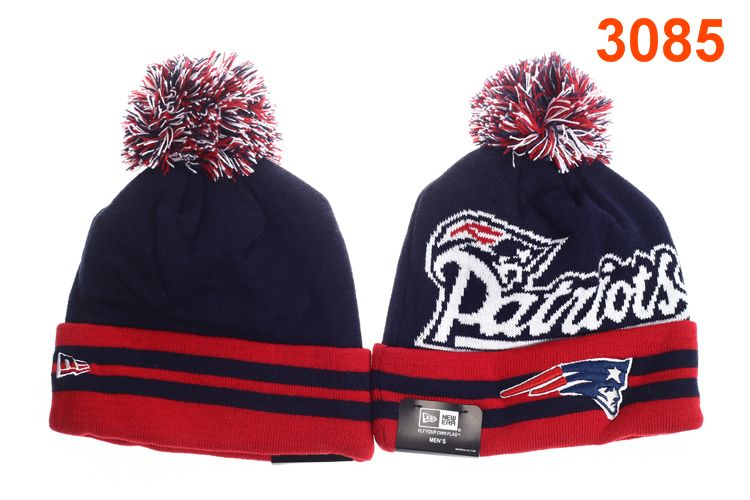 NFL New England Patriots Beanie P-T