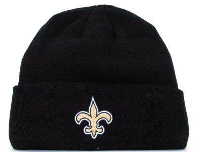 NFL New Orleans Saints Black Beanie SF