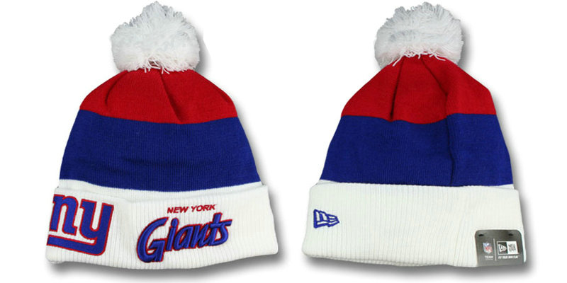 NFL New York Giants Beanie DF