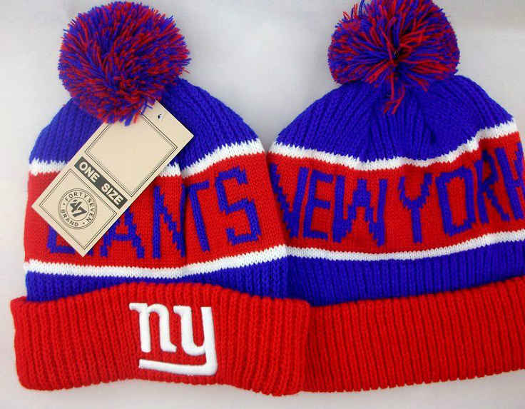 NFL New York Giants Beanie JT