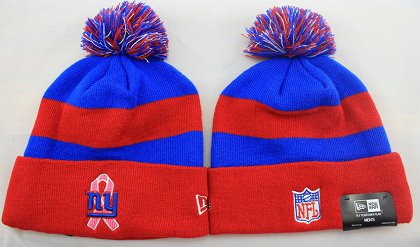 NFL New York Giants Stripe Beanie JT-A