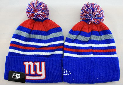 NFL New York Giants Stripe Beanie JT-C
