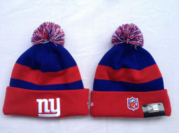 NFL New York Giants Stripe Beanie SF