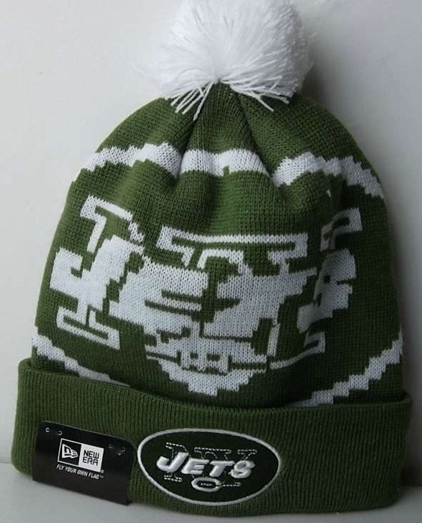 NFL New York Jets Beanie JT