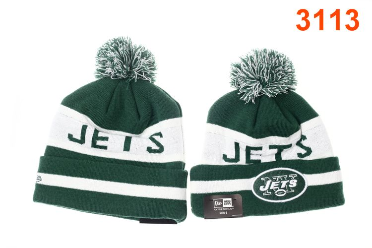 NFL New York Jets Beanie P-T