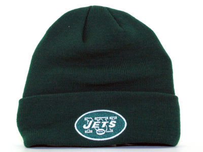 NFL New York Jets Green Beanie SF