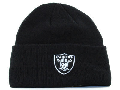 NFL Oakland Raiders Beanie Black DF