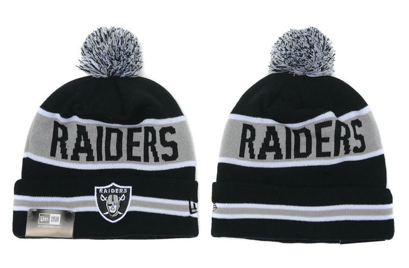 NFL Oakland Raiders Beanie SD