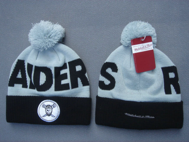 NFL Oakland Raiders Beanie SF